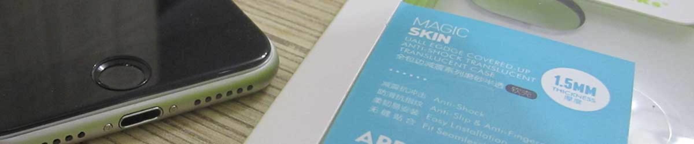 Обзор чехла серии Skin для iPhone 7/8 и 7Plus/8Plus