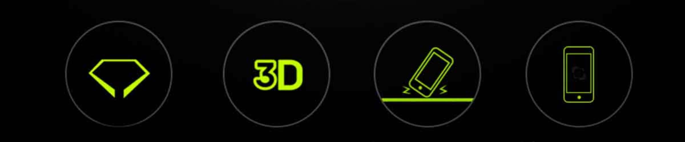 Защитное стекло на iPhone 7/8. Обзор сапфировой серии от Benks