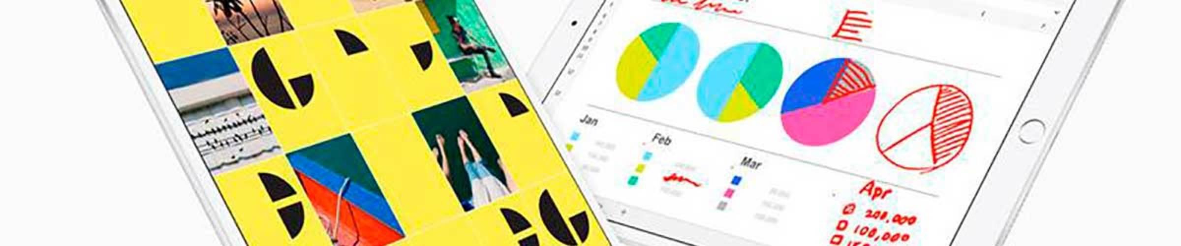 Новый iPad быстрее и мощнее, что изменилось за два года в iPad Pro с диагональю 12.9?