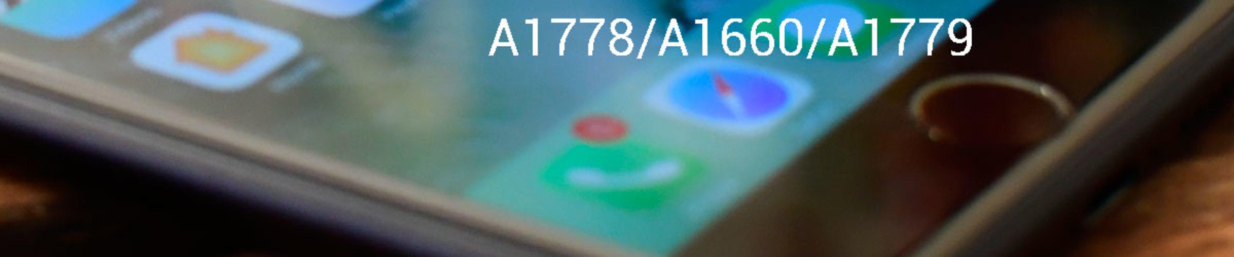 Отличия моделей iPhone 7: A1660, A1778, A1779