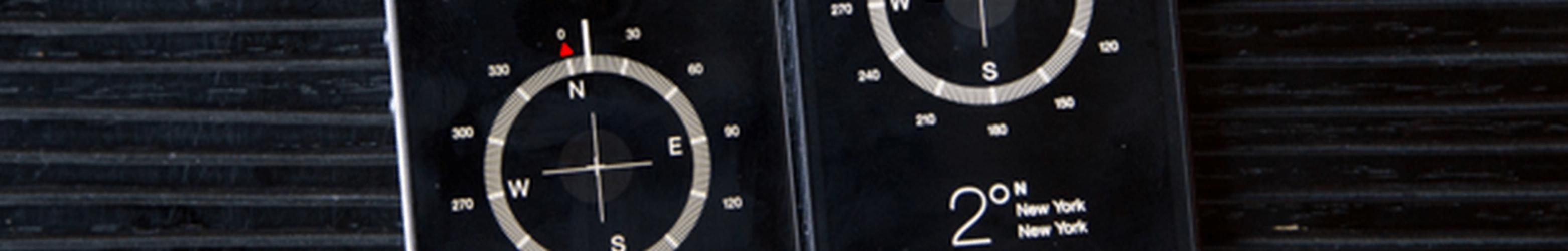 Как пользоваться компасом в iPhone?