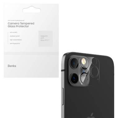 Защитная пленка на камеру для iPhone 12 Pro Max - 2шт., фото №4