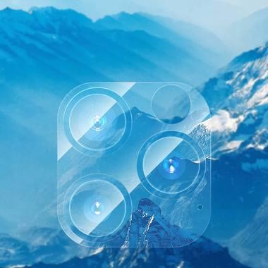 Защитная пленка на камеру для iPhone 12 Pro Max - 2шт., фото №5