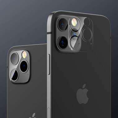 Защитная пленка на камеру для iPhone 12 Pro Max - 2шт., фото №9
