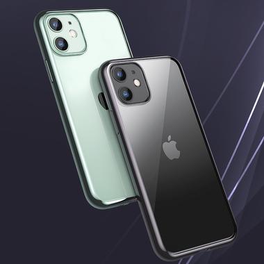 Чехол для iPhone 11 Magic Glitz - черный 1.2 мм, фото №2