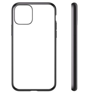 Чехол для iPhone 11 Magic Glitz - черный 1.2 мм, фото №9