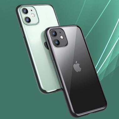 Чехол для iPhone 11 Magic Glitz зеленый 1,2 мм, фото №2