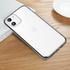 Чехол для iPhone 11 Magic Glitz серебряный 1,2 мм, фото №3