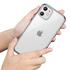 Чехол для iPhone 11 Magic Glitz серебряный 1,2 мм, фото №4