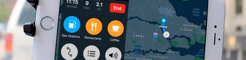 Выбираем лучшие навигаторы для iPhone - ТОП приложений