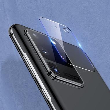 Защитное стекло на камеру для Samsung Galaxy S20 Ultra, фото №4