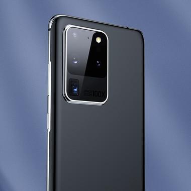 Защитное стекло на камеру для Samsung Galaxy S20 Ultra, фото №5