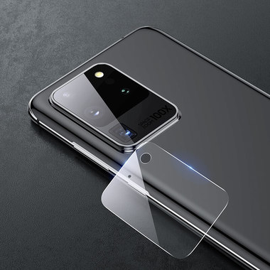 Защитное стекло на камеру для Samsung Galaxy S20 Ultra, фото №6