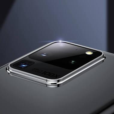 Защитное стекло на камеру для Samsung Galaxy S20 Ultra, фото №1