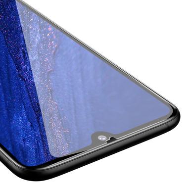 Защитное стекло для Huawei Mate 20, Vpro 0,3 мм - черная рамка