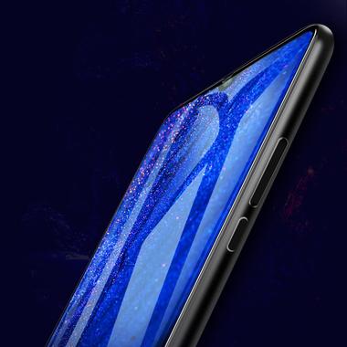 Защитное стекло для Huawei Mate 20, Vpro 0,3 мм - черная рамка, фото №14