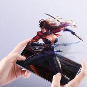 Защитное стекло для Huawei Mate 30, Vpro 0,3 мм - черная рамка - фото 1
