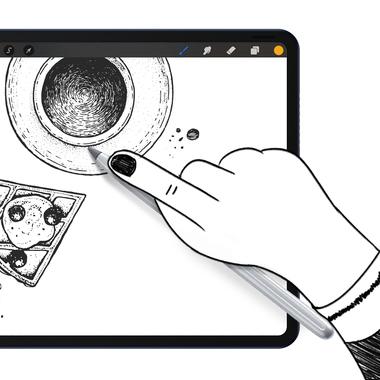 Защитная пленка для Huawei MatePad Pro 10,8 - серия PaperLike, фото №1