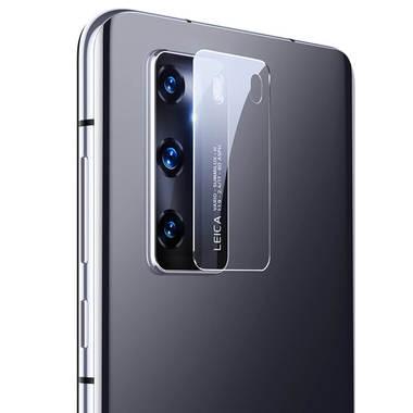 Защитное стекло для Huawei P40 на камеру 2шт., серия KR, фото №13