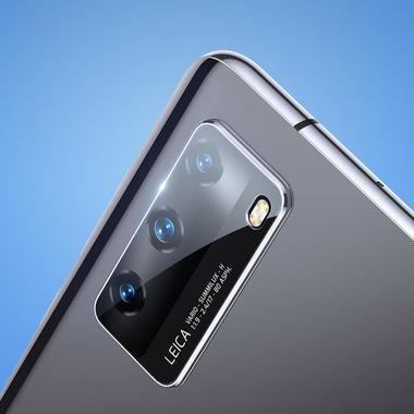 Защитное стекло для Huawei P40 на камеру 2шт., серия KR, фото №15