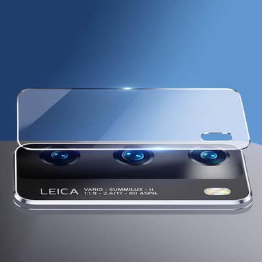 Защитное стекло для Huawei P40 на камеру 2шт., серия KR, фото №16