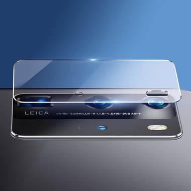 Защитное стекло для Huawei P40 Pro на камеру 2шт., серия KR, фото №18