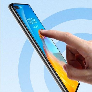 Защитное 3D стекло для Huawei P40 - 0,3 мм., серия VPro 3D, фото №15