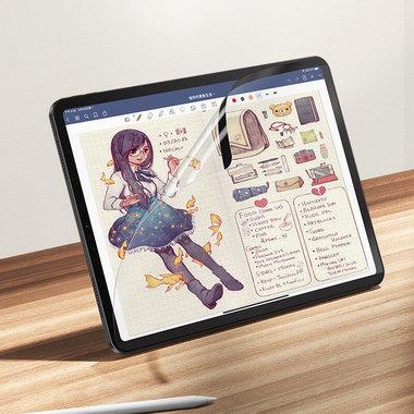 Paper Like магнитная защитная пленка для iPad Pro 12.9 (2018/2020/2021), фото №4