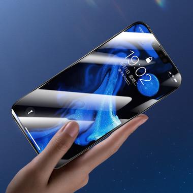 Benks King Kong Corning Anti-Spy защитное стекло для iPhone 13 mini - 0,4 мм 3D с антимикробным эффектом, фото №2