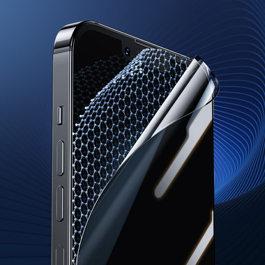 Benks King Kong Corning Anti-Spy защитное стекло для iPhone 13 mini - 0,4 мм 3D с антимикробным эффектом, фото №1
