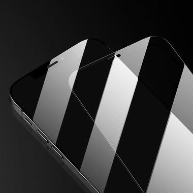 "Защитное стекло для iPhone 12/12Pro (6,1"") - CKR+ Corning серия 0,4 мм., фото №6"