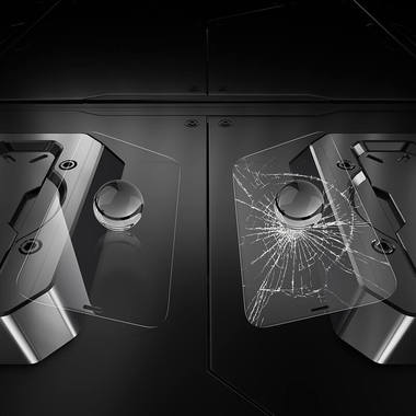 "Защитное стекло для iPhone 12/12Pro (6,1"") - CKR+ Corning серия 0,4 мм., фото №8"