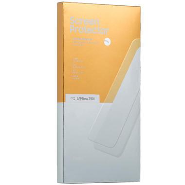 """Защитное стекло 3D на iPhone 12/12 Pro (6,1"""") Vpro (green light) 0,3 мм черная рамка, фото №9"""