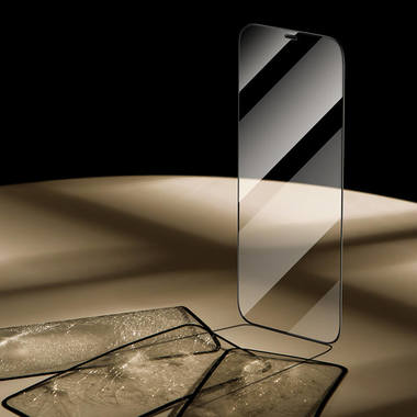 Benks King Kong Corning защитное стекло для iPhone 13/13 Pro - 0,4 мм 3D, фото №2