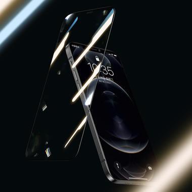 Benks King Kong Corning защитное стекло для iPhone 13/13 Pro - 0,4 мм 3D, фото №4