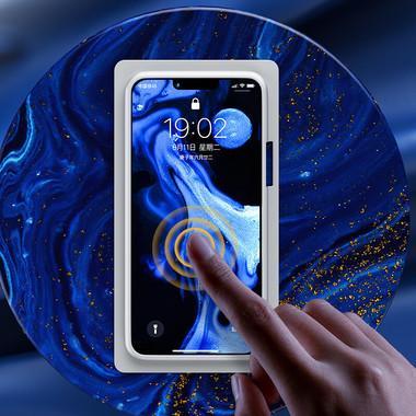 Защитное стекло на iPhone 13 Pro Max - 0.15 мм.  2.5D скругление, фото №3