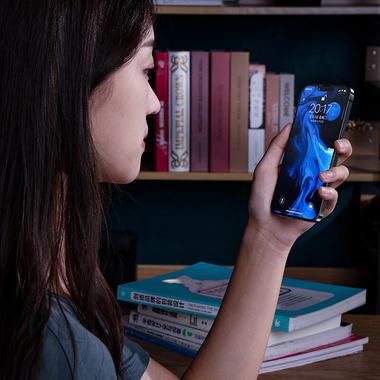 Защитное стекло на iPhone 13 Pro Max - 0.15 мм.  2.5D скругление, фото №4