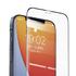 """Защитное стекло для iPhone 12 mini (5,4"""") KR Pro 3D силиконовая рамка, фото №2"""