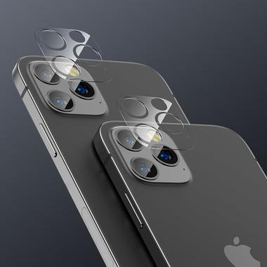 """Защитная пленка на камеру для iPhone 12Pro (6,1"""") - 2шт., фото №2"""