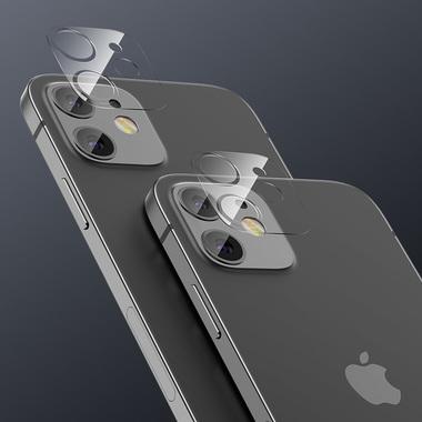 Защитная пленка на камеру для iPhone 12 - 2шт., фото №4