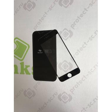 Benks Защитное стекло для iPhone 6/6S Черное OKR+Pro, фото №5