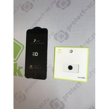 Benks Защитное стекло на iPhone 6/6S XPro 3D Черное, фото №6