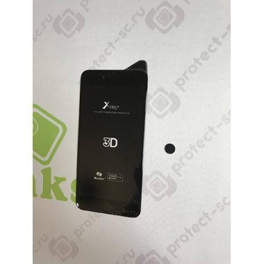 Benks Защитное стекло на iPhone 6 Plus | 6S Plus черное XPro 3D, фото №5