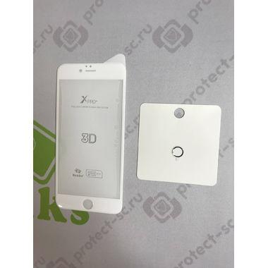 Benks Защитное стекло на iPhone 6 Plus | 6S Plus белое XPro 3D, фото №4