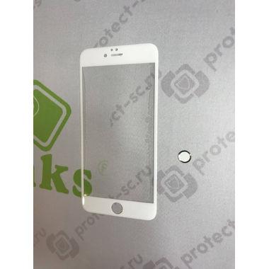 Benks Защитное стекло на iPhone 6 Plus | 6S Plus белое XPro 3D, фото №5
