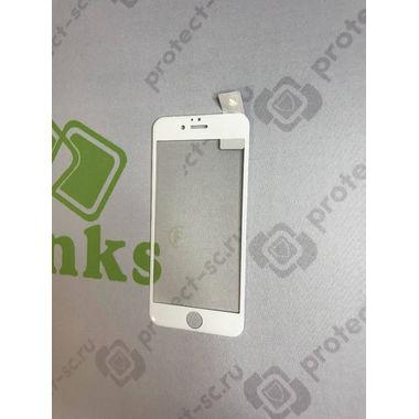 Benks Защитное стекло для iPhone 6 6S Anti Blueray Белое 3D, фото №4