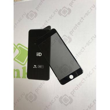 Benks Приватное затемняющее стекло для iPhone 6 Plus | 6S Plus Черное 3D, фото №5