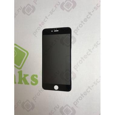 Benks Приватное затемняющее стекло для iPhone 6 Plus | 6S Plus Черное 3D, фото №6