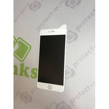 Benks Приватное затемняющее стекло для iPhone 6 Plus   6S Plus Белое 3D, фото №4