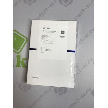 Benks Защитное стекло на iPhone 6/6S Черное 3D KR+Pro, фото №4